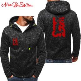 4296e86b Lebron hoodies online shopping - LEBRON pattern Hoodies Men Fashion  Personality Zipper Sweatshirt Male Hoody Tracksuit
