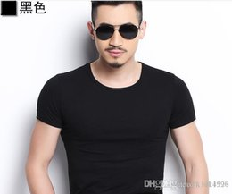 $enCountryForm.capitalKeyWord Australia - The newly designed men's designer t-shirts are made of European and American fashion short-sleeved cotton and business casual plain sho