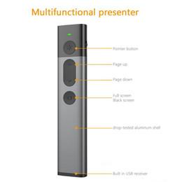 $enCountryForm.capitalKeyWord NZ - Pointer Laser Flip Pen for Powerpoint Presentation 2.4GHz USB Wireless Presenter PPT Remote Control with Green Laser