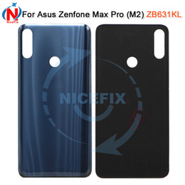 Asus zenfone cAsing online shopping - For Asus Zenfone Max Pro M2 ZB631KL Back Battery Cover Door Rear Housing Case For ASUS M2 ZB631KL Battery Cover