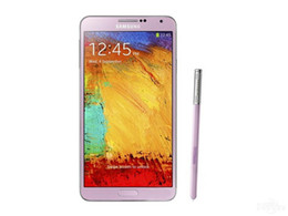 5.7 quad core cell phones Australia - Original Unlocked Cell Phone Samsung Galaxy Note3 N9005 Quad Core 3GB RAM 5.7 Inches 32G ROM Refurbished cell phone