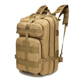 Art Attack UK - Outdoor 800D Oxford 40L 3P Sport Military Portable Attack Tactical Backpack Rucksack Bag for Camping Traveling Hiking Trekking #760842