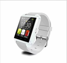 Samsung Smart Watch Phone Kids Australia - Hot Sales U8 Smart Watch Bluetooth Smartwatch U80 for IPhone 6   5S Samsung S6   Note 4 HTC Android Phone Smartphones Android
