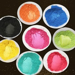 rose eye shadow 2019 - 50g Glitter Eyeshadow Pigment Glitter Mineral Spangle Diy Soap Makeup Cosmetics Shimmer Shining Eye Shadow cheap rose ey