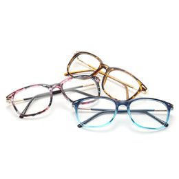 09520bb1e5b Wholesale- LYCHEE Spectacles Frame Eyewear For Women Men Brand Designer  2016 Clear Optical computer reading Glasses Frames oculos