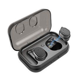 $enCountryForm.capitalKeyWord UK - TWS-8 Headset Wireless Headphones Touch Control Bluetooth 5.0 Sports HIFI Auto Bluetooth Pairing Bilateral Stereo Business Headset Wholesale