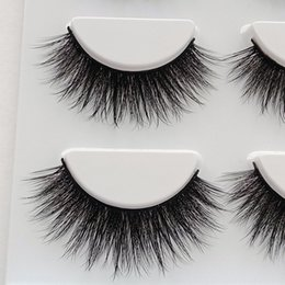 $enCountryForm.capitalKeyWord Australia - Silk Mink Individual Lashes Eyelash Extentions Individual Flare Nature Long False Eye Lashes Extension Beauty Tools 1