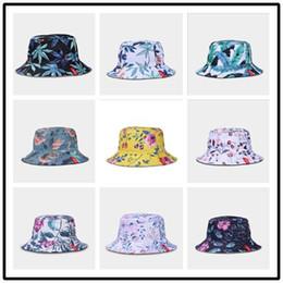 7d84c2ef6638c Designer Double Wear Toronto Fisherman Hats for Men Women Foldable Brim Bucket  Hat Sun Shade Beach Fishing Cap