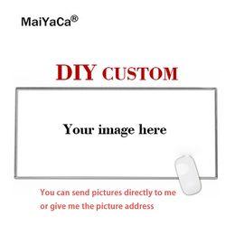 $enCountryForm.capitalKeyWord NZ - MaiYaCa Super Big DIY Personalized Custom Your Cool Image Photo Printed Gamer Gaming PC Computer Rubber Mat Rectangle Mouse Pad