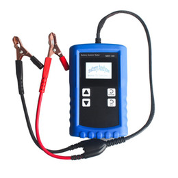 battery monitoring Australia - MST-168 Portable 12V Digital Battery Analyzer Auto Car Battery Tester Charging System Monitoring Tool with Powerful Function
