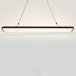 $enCountryForm.capitalKeyWord NZ - New Creative modern LED lights Kitchen acrylic+metal suspension hanging ceiling lamp for dinning room lamparas colgantes
