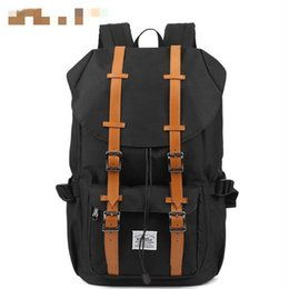 $enCountryForm.capitalKeyWord Australia - Wholesale- Big Brands the same style Kaukko Fashion waterproof school backpack Women Men travel Laptop bags backpack for teenagers