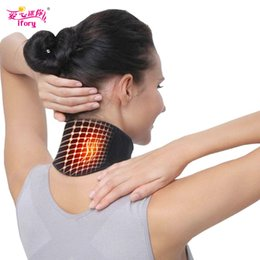 $enCountryForm.capitalKeyWord NZ - Ifory Health Care Neck Support Massager 1Pcs Tourmaline Self-heating Neck Belt Protection Spontaneous Heating Belt Body Massager D19011203