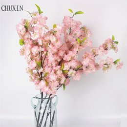 $enCountryForm.capitalKeyWord NZ - flower fake 105cm New Japanese Sakura Artificial flowers Fake Cherry Blossoms Wishing Tree For Home Hotel Living room decoration flores