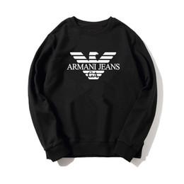 $enCountryForm.capitalKeyWord UK - Designer Brand Eagle Print Short Sleeve Cotton High Quality Jacket Autumn Long Sleeve Shirt Baby Sweater Round neck Children's Tops