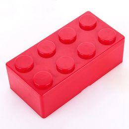 Storage Blocks Australia - Blocks Box Storage Desktop Building Cosmetics Rectangle Boxes Creative 63g 114g Square