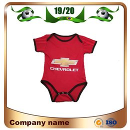 Chinese  19 20 United #6 POGBA Baby Soccer Jersey 2019 #10 RASHFORD Kids Kit Soccer Shirts LUKAKU LINGARD 9-18 Months Child Shirt Football manufacturers
