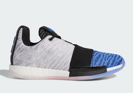 Glitter Store Australia - Harden 3 Adds Gradient Soles for sale With Box new James Harden Free shipping basketball shoes store size40-46