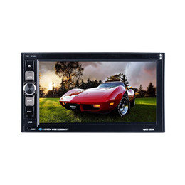 hd car tuners 2019 - 6.2 inch 2 Din Android Car DVD Player HD Touch Screen sss cheap hd car tuners