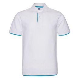 Men S Polos Australia - Brand New Men 'S Polo Shirt For Men Desiger Polos Men Cotton Short Sleeve Shirt Clothes Jerseys Golftennis Plus Size Xs -Xxxl