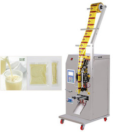 Máquina de empacotamento líquido vertical de 200G 500g de água de embalagem de água do tempero do vinagre de água da água da máquina de enchimento líquido da máquina de enchimento da máquina em Promoção