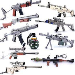 $enCountryForm.capitalKeyWord Canada - 20 Styles Game Fortnight Ax Pickaxe Reaper battle Roya Weapon Fort Night KeyChains Gun Rifle Metal Pendant Key-ring Men Gifts