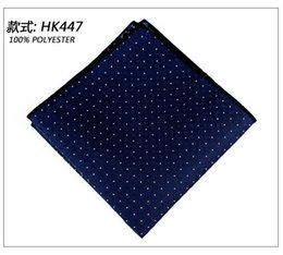 Wholesale Pocket scarf men s striped floret suit handkerchief men s cashew flower spot small towel