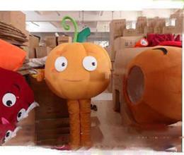 Adult Size Pumpkin Costume Australia - 2019 Discount factory sale plush pumpkin carnival costumes mascot costumes adult size free shipping