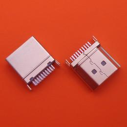 Hdmi sockets online shopping - 1PC HDMI pin male plug interface Connector row pins Pin pin pin MM spacing for HD equipment HDMI socket