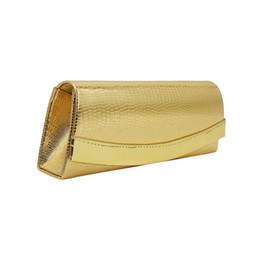 $enCountryForm.capitalKeyWord UK - MoneRffi Women's Fashion Solid Color Croco Texture Crossbody Clutch Bag Shoulder Strap Wallet Handbag Evening Party Clutch Bag