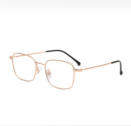9a84928cc Rectangle Ful-Rim Metal Vintage Style Eyeglass Frame UV resistant plain glass  spectacles 12g light weight Glasses for men and women 9192