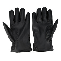 $enCountryForm.capitalKeyWord Australia - 2018 Winter Warm Men Genuine Leather Gloves Fashion Cashmere Leather Male Gloves Driving Waterproof Mittens Guantes #L15