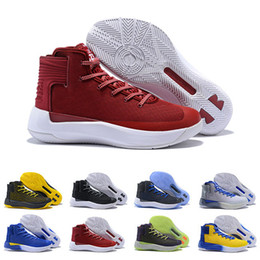 83d56becfd95 2019 High Quality New Stephen Curry 3.5 3s UA Mens Basketball Shoes Red  Yellow Black Youth Boys Designer Trainers Sneakers Size US 7-12