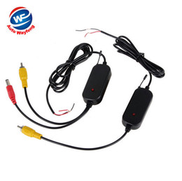 ups module 2019 - modulations movie 2.4 Module adapter 2.4G receiver for Car Monitor back up Reverse Rear View Camera 2.4G wireless transm