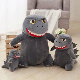 20cm Dinosaur Plush Toy Cartoon Cute Little Monster Stuffed Animals Dolls Children Birthday Gift Novelty Items CCA11505 10pcs NZ949