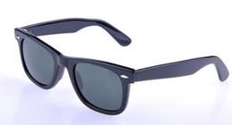 $enCountryForm.capitalKeyWord Australia - fashion Designer Sunglasses for Women Fashion High Quality Men Polarized Glass Lens with Leather Classical Sunglasses Box 50 54MM