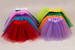 $enCountryForm.capitalKeyWord Australia - Baby Girls Skirts Cakes Candy Tutus Skirts For Girls Dance Tutu Dresses Fluffy Skirt Kids Fashion Children Clothes Princess Pettiskirt