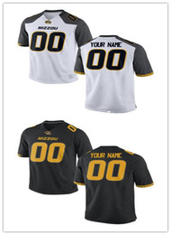 Cheap custom MISSOURI TIGERS College Jersey Stitched Customized Any name  number Jersey MEN WOMEN YOUTH FOOTBALL JERSEYS XS-5XL 329722427