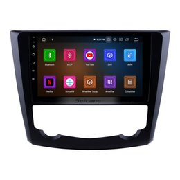 $enCountryForm.capitalKeyWord Australia - 9 inch Android 9.0 HD Touch Screen GPS Navi Car autoradio for 2016-2017 Renault Kadjar With USB Mirror link support car dvd Rearview camera