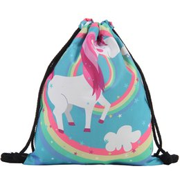 $enCountryForm.capitalKeyWord UK - Drawstring Bag Travel Shopping bags Handmade Drawstring Storage Backpacks Christmas Gift Pouch Hot