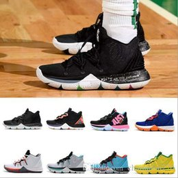 7f2ff67a4fd Iv Hot Sale Kyrie 2019 5 Basketball Shoes Mens Iv 5 Gold championship Mvp  Finals Training Sneakers Designer Sports Running Shoes Size 7-12