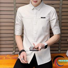 Leisure Shirt Free Shipping Australia - 2019 New Fashion Cotton Short Sleeve hawaiian Shirt Leisure Thin Male camisas Hot White Black Gray Free shipping Chinese Style