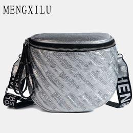 $enCountryForm.capitalKeyWord NZ - MENGXILU Luxury Handbags Women Bags Designer Plaid Women Messenger Bag Ladies Wide Strap bolsas de luxo mulheres sacos de design