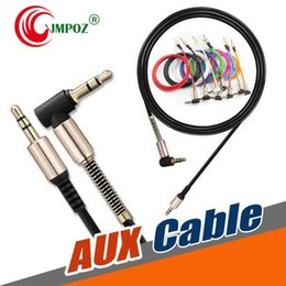 $enCountryForm.capitalKeyWord Australia - Aux Audio Auxiliary Cable 3FT 1M 3.5mm Male to Male Audio Cable Cord L-Shaped Right Angle Car Audio Headphone Jack without Package