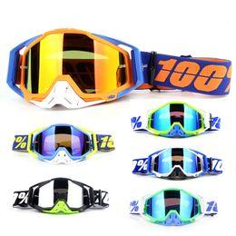 Original óculos à prova de vento óculos de esqui off-road da motocicleta ATV mountain bike DH óculos de esqui espelho de vidro pára-sol venda por atacado