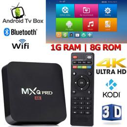 $enCountryForm.capitalKeyWord Australia - MXQ PRO Android 7.1 TV BOX 8GB S905W Quad Core HD 4K Bluetooth 2.4G WIFI Smart Set Top Box Media Player