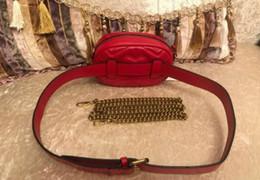 Sh Fashion UK - 2019 New Fashion Handbags Women Bags Waist Bag Fanny Paplaid style Designer mens wallet famous men luxury wallets special canvas multiple sh
