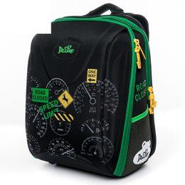 Discount school boy car bags - Delune Brand Kids New Cartoon Cars School Bags Children Orthopedic Backpack Mochila Infantil 5-9 Years Boys Waterproof S