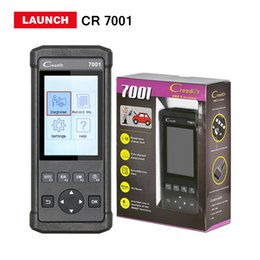 launch creader diagnostic obd2 code reader Australia - Launch Creader 7001 CR 7001 CAN OBD2 EOBD Code reader Scanner X431 CR7001 Diagnostic Tools With Oil reset Free shipping