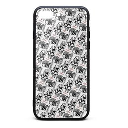 Rabbit Silicone Phone Cases UK - IPhone 8 Plus Case iPhone 7 Plus Case Deftones rabbit skull white custom scratch-resistant TPU Soft Rubber Silicone Cover Phone Case